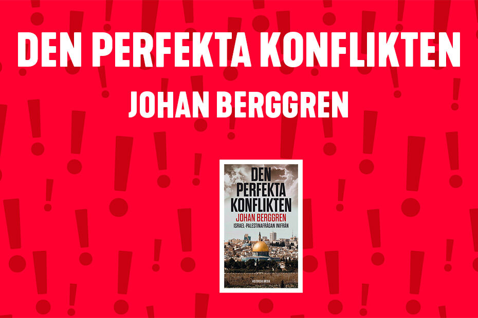 Webbinar: Den perfekta konflikten » Johan Berggren